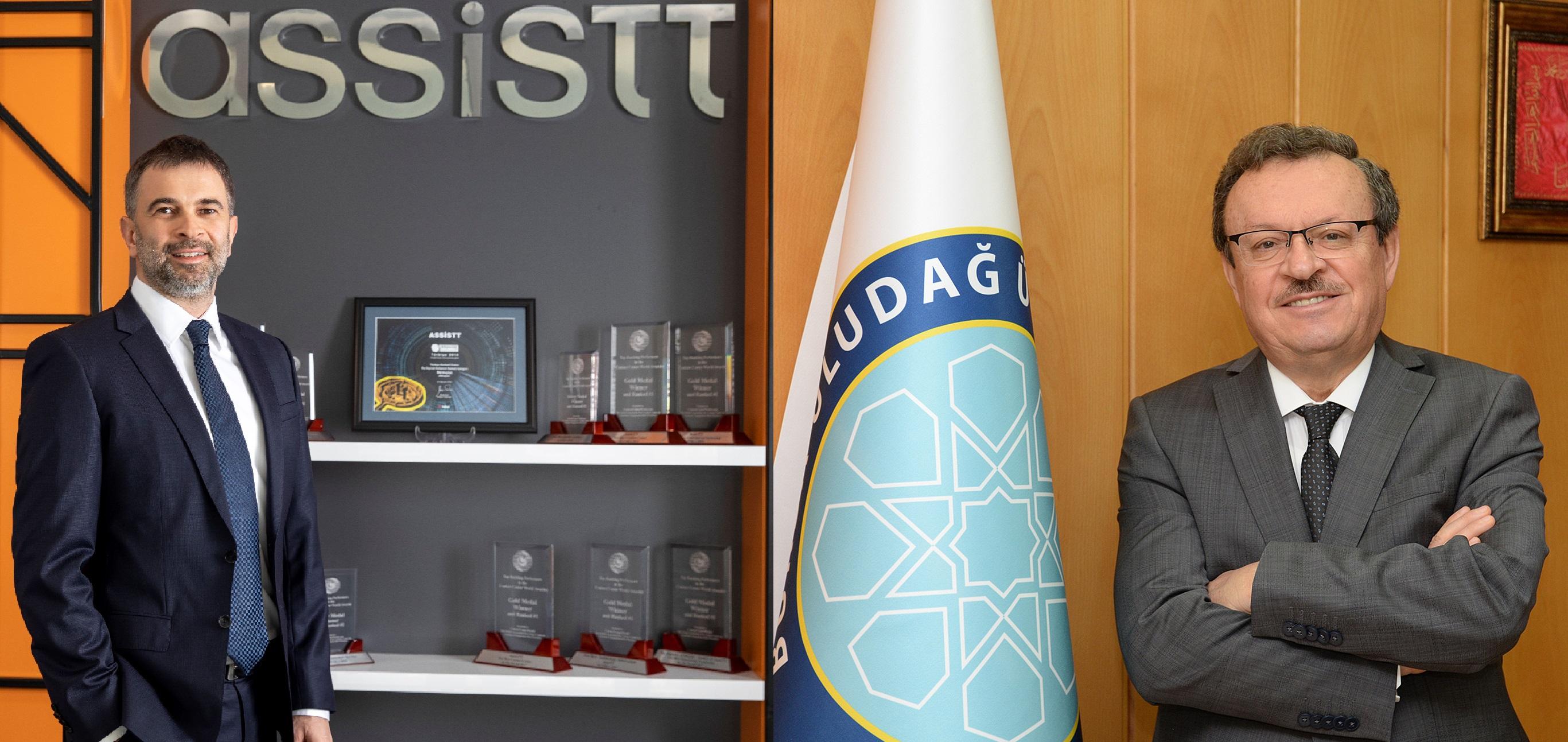 AssisTT ile Bursa Uludağ Üniversitesi'nden gençler için iş birliği!